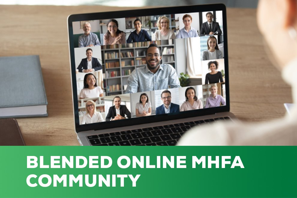 Blended Mental Health First Aid (Community)