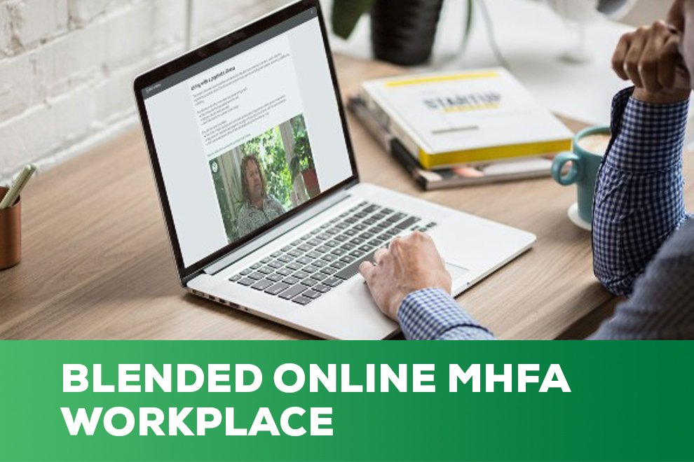 Blended (Workplace) Mental Health First Aid